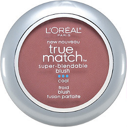 L'oreal True Match blush in spiced plum