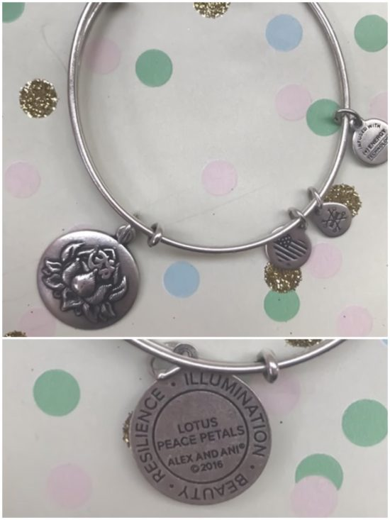 Alex and Ani Bangles- charms