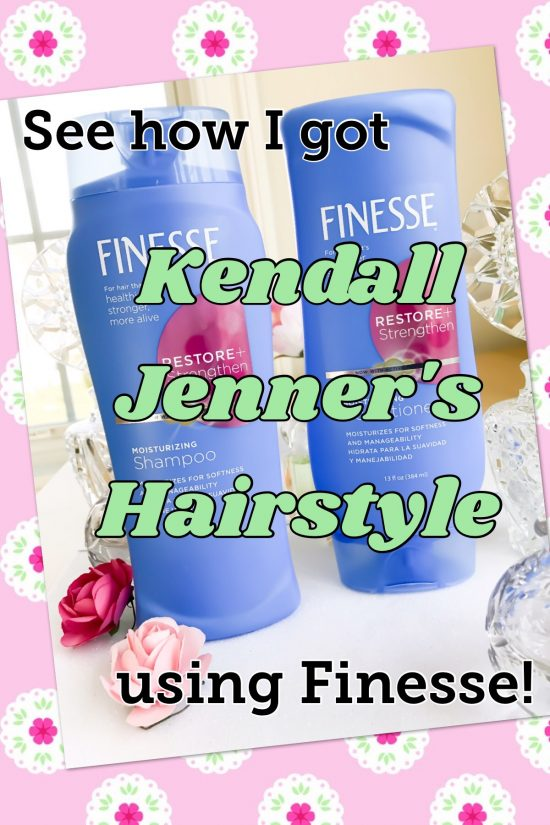 Finesse Restore + Strengthen Moisturizing Shampoo and Conditioner