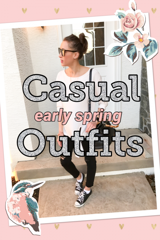 early spring outfit ideas- pin