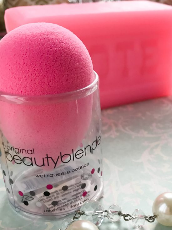How I Clean My Beauty Blender