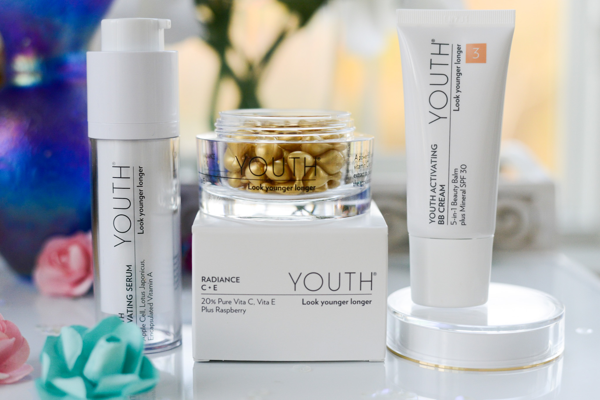 current nightstand essentials- Shaklee YOUTH