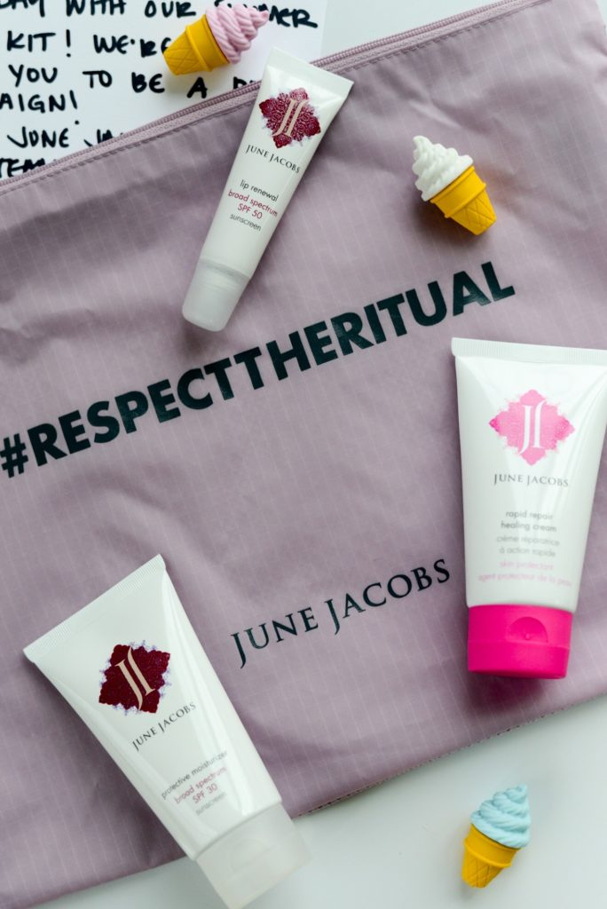 June Jacobs: The Trifecta of Skincare?!