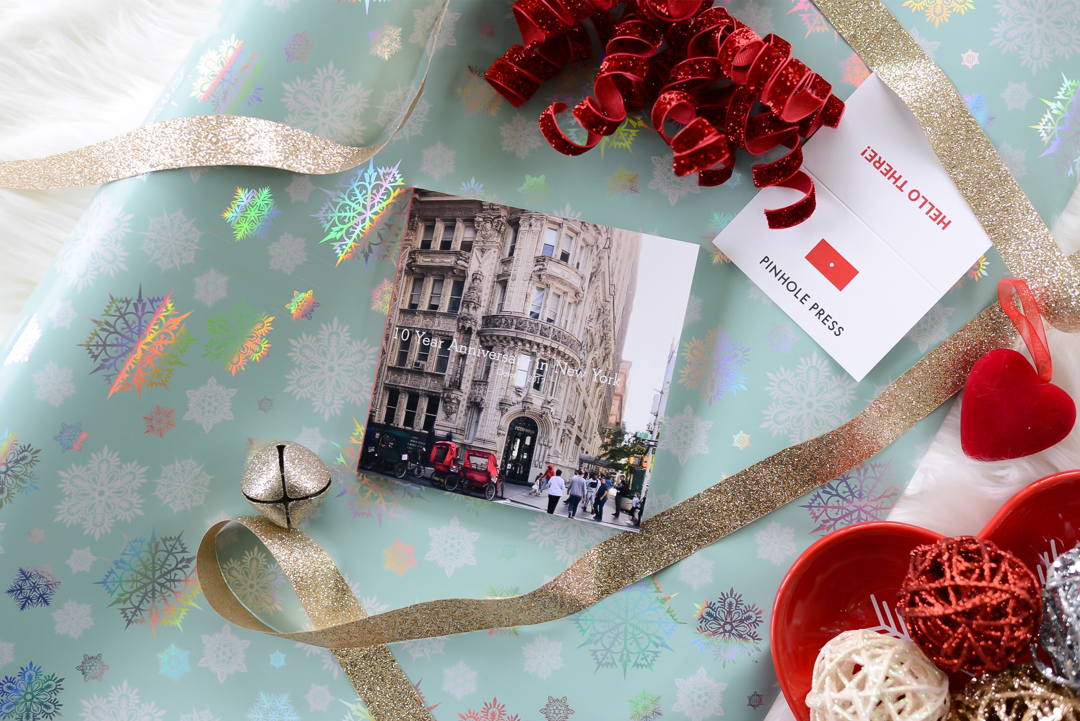 An Awesome Site for Creating Holiday Cards and Gifts- Pinhole Press