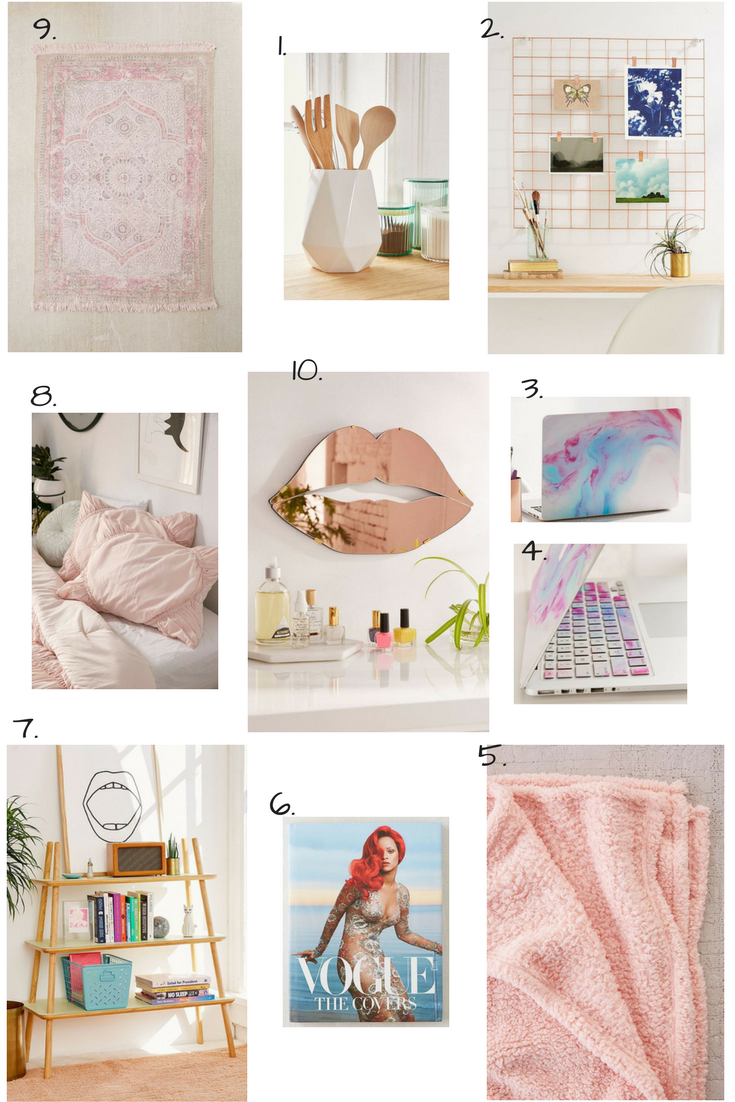 Décor Wish List from the Urban Outfitters Home Sale