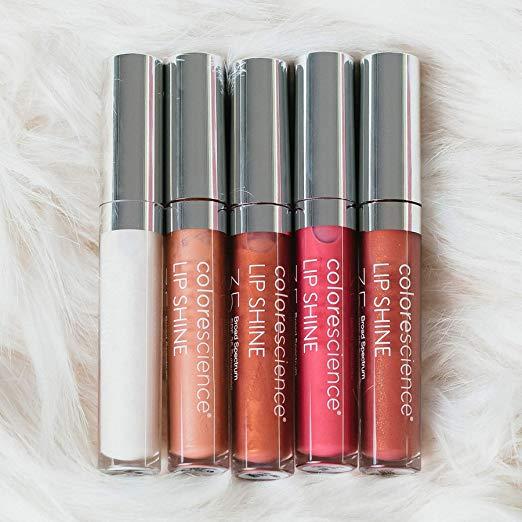 Makeup Monday: Nourishing Color Rich Lip Shine by Colorescience