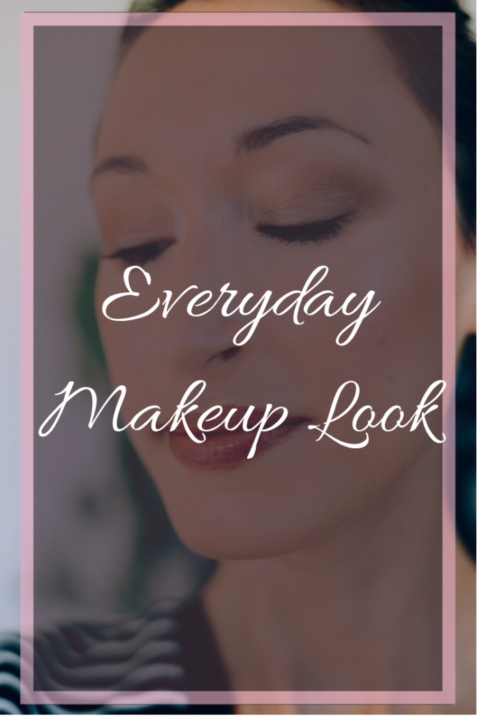 Makeup Monday: Everyday Makeup Look; natural makeup, highlighter, Becca cosmetics, fall makeup