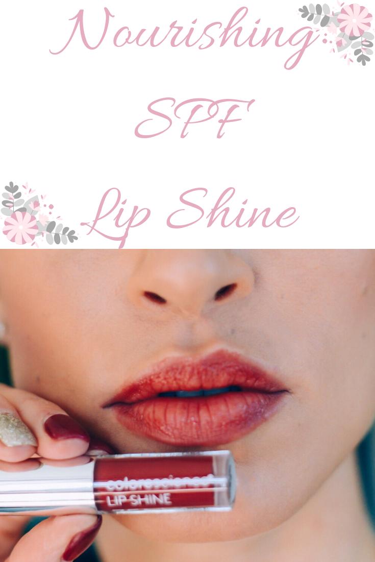 Nourishing SPF Lip Shine
