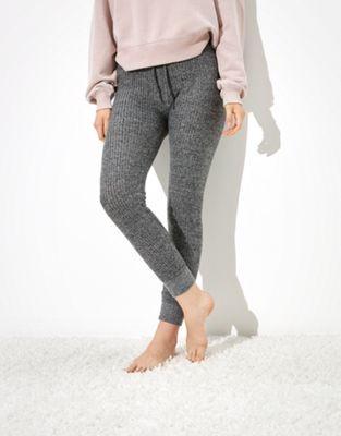 Cozy High-Waisted Jogger Leggings